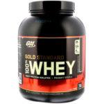 プロテイン「Optimum Nutrition, ゴールドスタンダード 100%ホエイ、ダブルリッチチョコレート」良い感じです