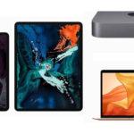 2018/10/31で気になった記事 新iPad ProやRetina対応MacBook Air、4年ぶりMac Miniなどアップル新製品…他