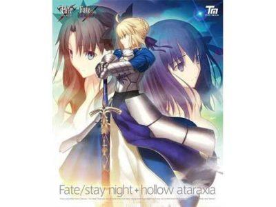 「Fate/stay night」と「Fate/hollow ataraxia」がセットで発売されていたそうな