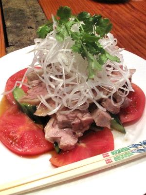 恵比寿の中国家庭料理屋さん 天童がとても美味しかったです
