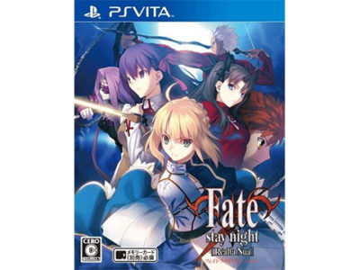 Fate/stay night [Realta Nua]Android版やってみました