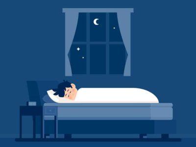 夜の就寝前のスマホ禁止が良いかも