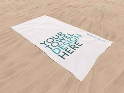オリジナルデザインのタオル制作のメモ